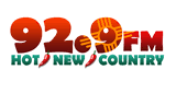 92.9 Hot New Country