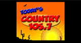 Today's Country 105.7
